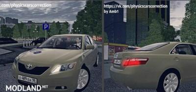 Toyota Camry 2.4 V 40 [1.5.9], 1 photo
